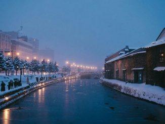 小樽运河 Otaru Canal
